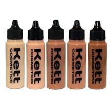 Kett Cosmetics Hydro Foundation