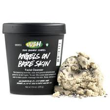 LUSH Angels on Bare Skin Cleanser and Exfoliator