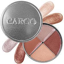 CARGO Lip Gloss Quad