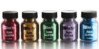 Ben Nye Aqua Glitter