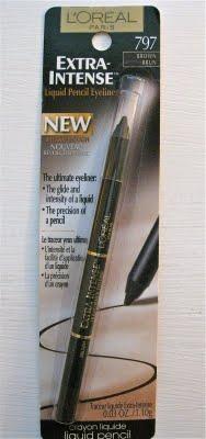 L'Oreal Extra Intense Liquid Pencil Eyeliner
