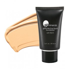 glo minerals Pressed Base, the Cure For Your M.A.C Studio Fix Addiction