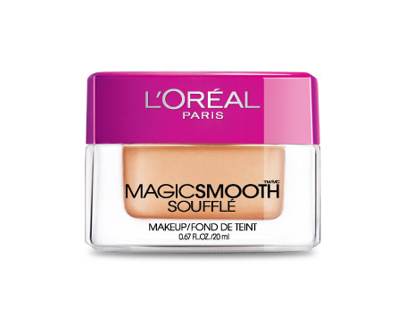 Review: L'Oreal Magic Souffle Makeup