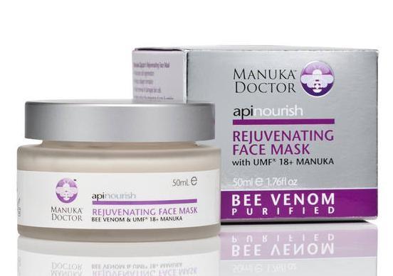 Kate Middleton & Manuka Doctor's Bee Venom Face Mask