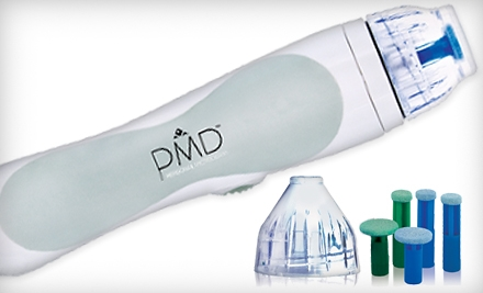 Personal Microderm on Sale Now at Groupon.com