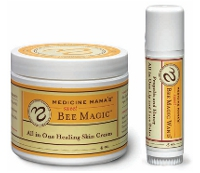 Medicine Mama's Healing Propolis For the Skin