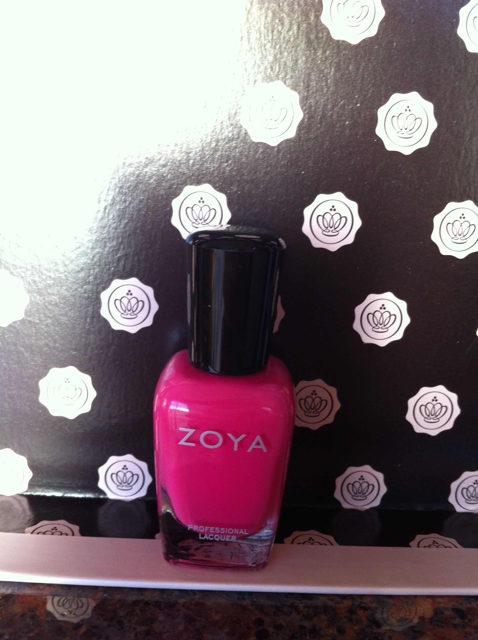 Glossybox & Zoya Polish