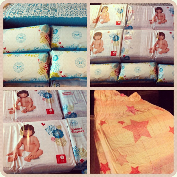 Diapers From Honest.com