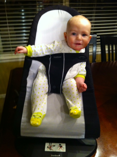 BabyBjorn Babysitter Balance Chair, the Only Baby Chair You'll Need.