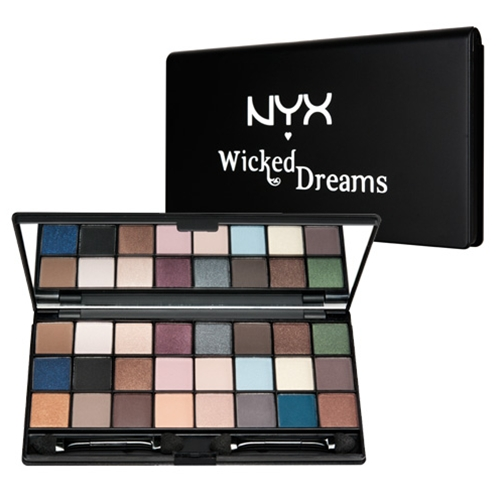 Buy This Palette: NYX Wicked Dreams