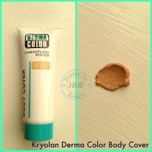 Kryolan Dermacolor for Serious Coverage