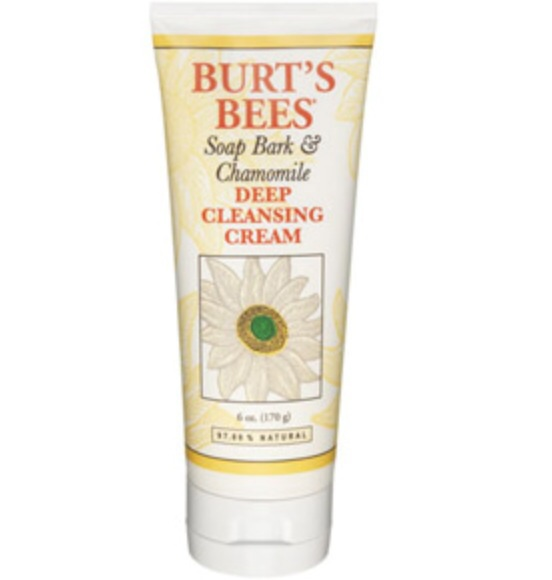 Don't Buy This Cleanser: Burt's Bees Soap Bark & Chamomile Deep Cleansing Cream