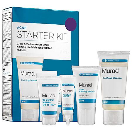 Acne Skin? Try This: Murad Acne Starter Kit
