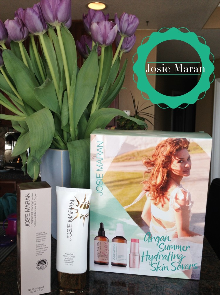 Josie Maran Argan Summer Hydrating Skin Savers