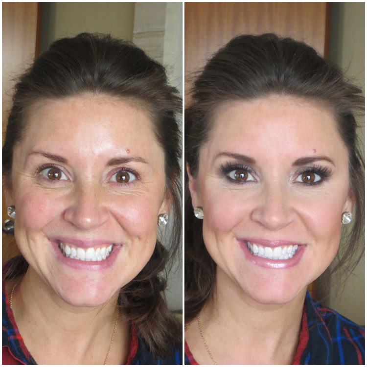 Makeup Before and After: Finding the Perfect Foundation