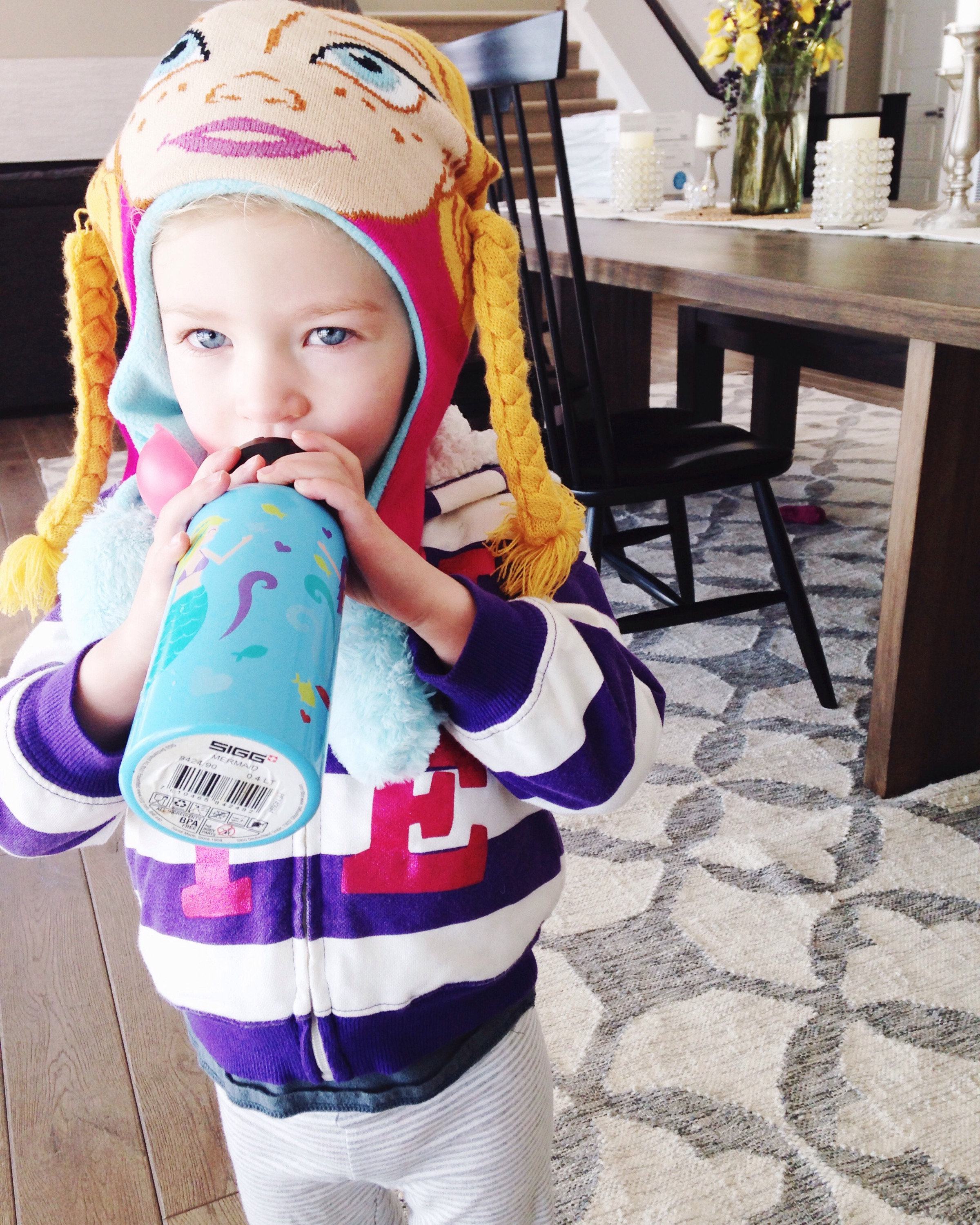4 Reasons to Stop Using Plastic Sippy Cups