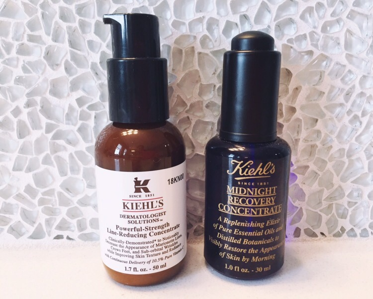 Kiehl's Best Selling Serums and The (Free!) Way to Check Your Skin's Hydration Levels