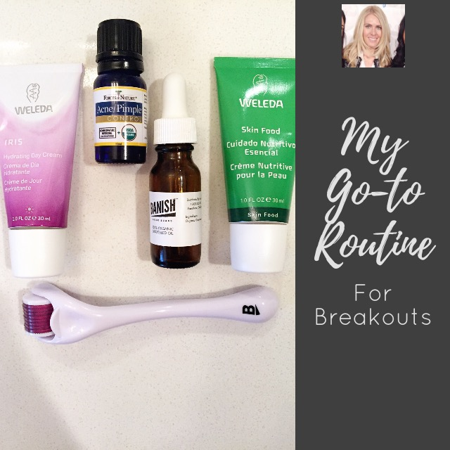 My Go-To Routine for Breakouts
