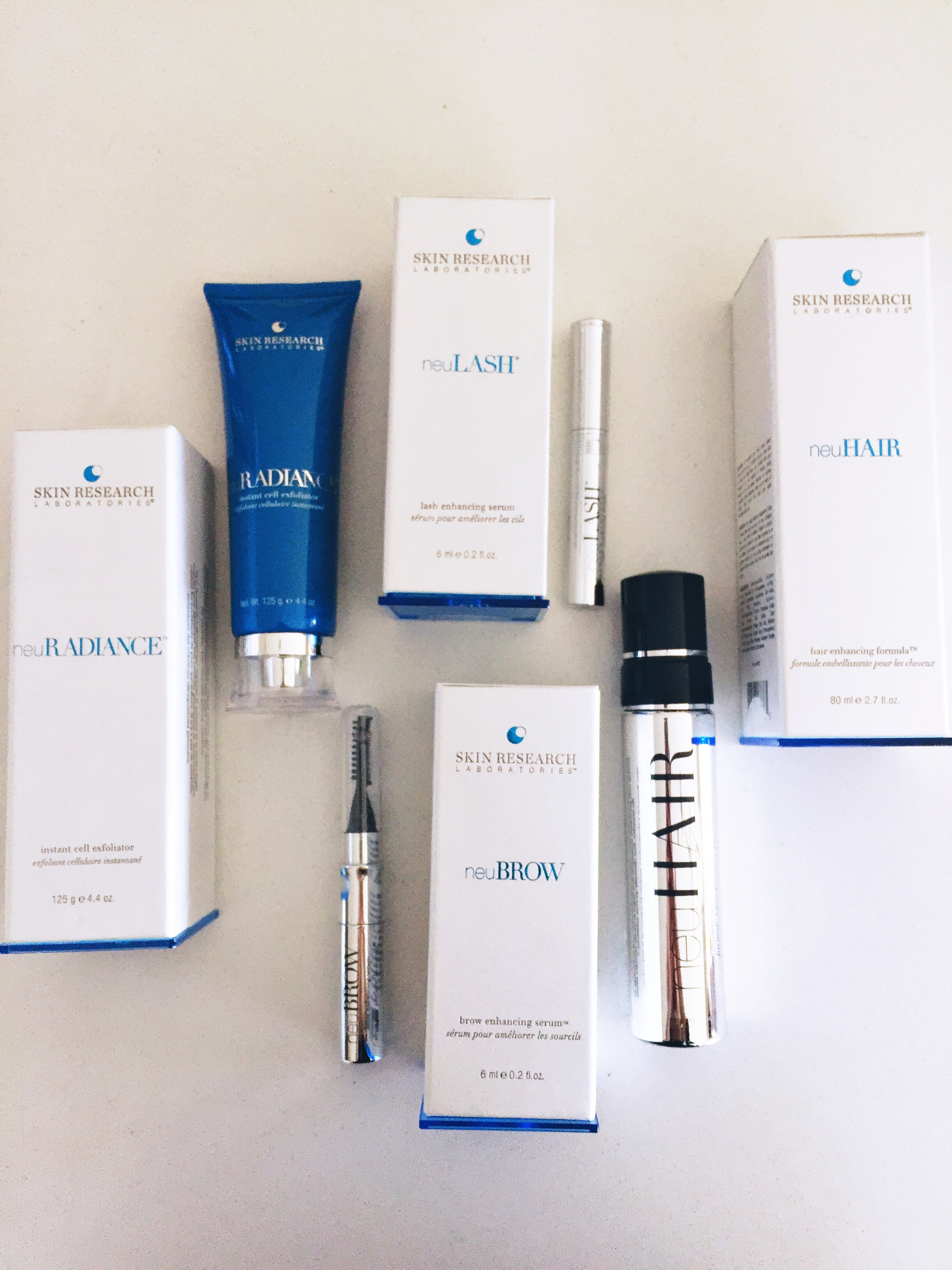 Skin Research Laboratories Targets Solutions for Thin Hair, Brows, and Lashes