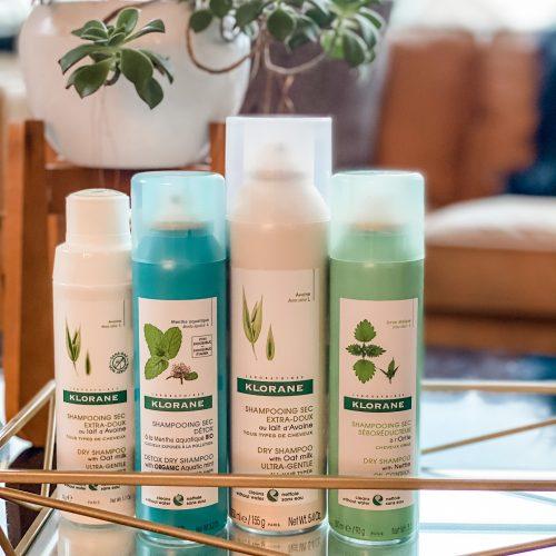 How to WIN a FREE Klorane Dry Shampoo!